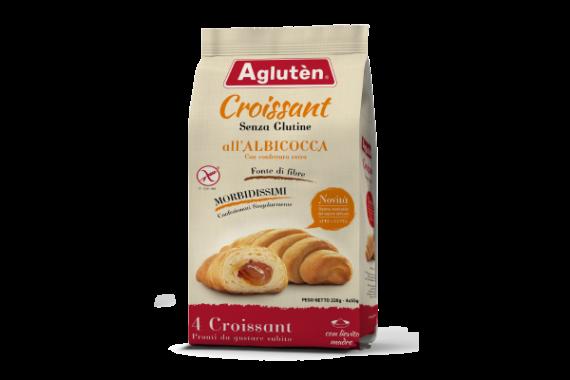 Croissant Albicocca Agluten