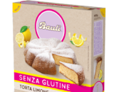 Torta al limone Bauli