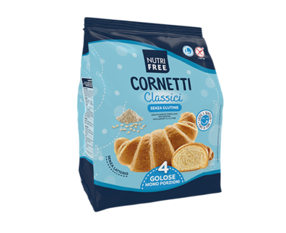 Cornetti classici Nutrifree